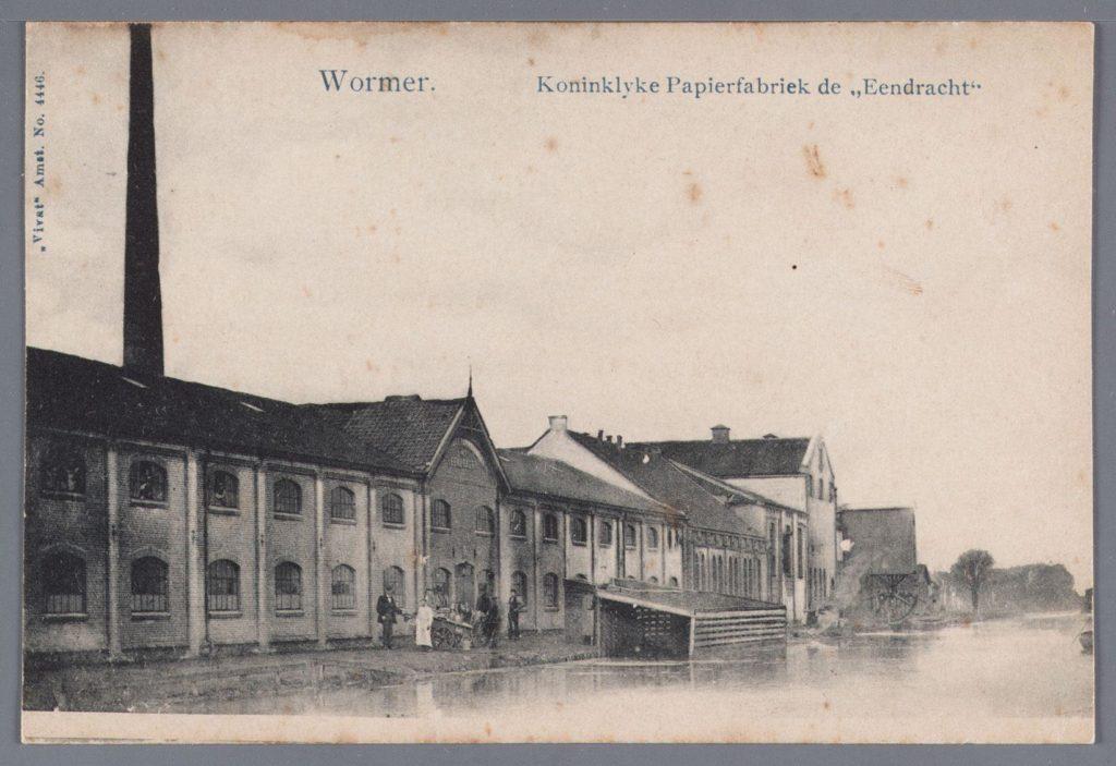 Deze afbeelding heeft een leeg alt-attribuut; de bestandsnaam is 3-Papierfabriek-Van-Gelder-Coll.-Waterlands-Archief-1-1024x703.jpg